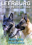 Basic Dog Obedience DVD by Ed Frawley